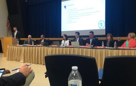 School Board hosts second facilities forum