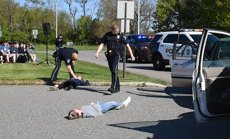 NPHS shows students the dangers of DUI