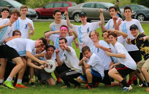 Ultimate Frisbee bound for states