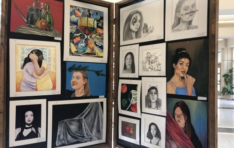 NPHS holds annual art show