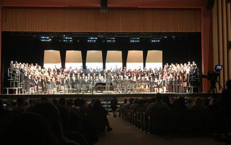 Eventful Memorial Day Weekend for NPHS Chorus