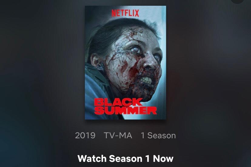 """Netflix review: """"Black Summer"""" – The Knight Crier"""