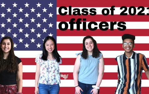 Class of 2021-Meet Your Junior Year Officers
