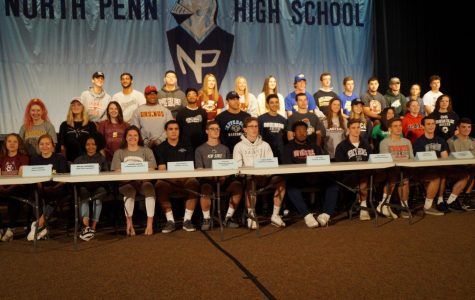 41 Students Athletes sign National Letters of Intent