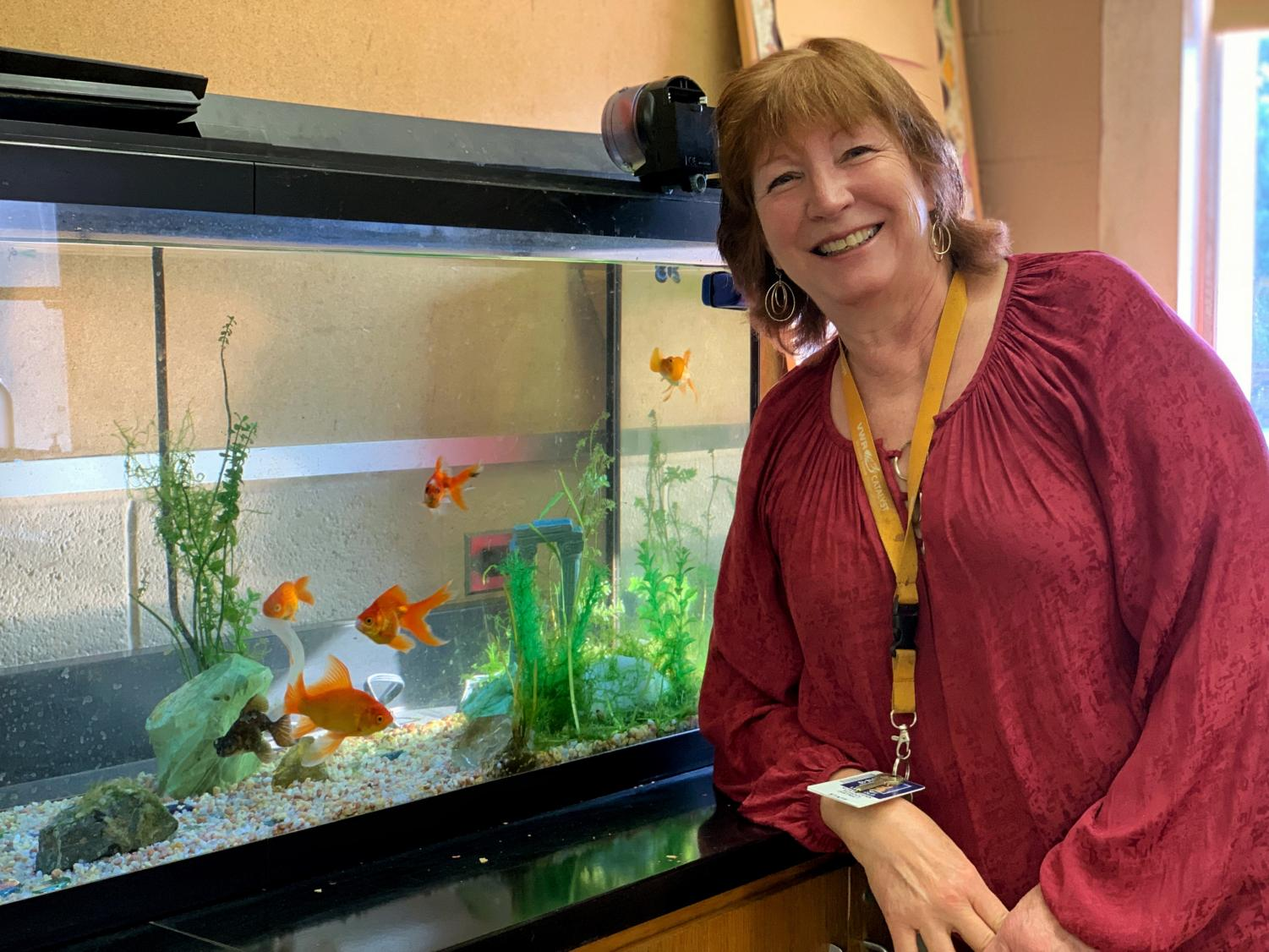 Biology teacher Dr. Leithold will retire after teaching in the North Penn School District for over 30 years.