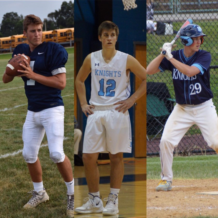 Senior+Kolby+Barrow+is+making+contributions+on+the+football%2C+basketball%2C+and+baseball+team+as+a+three-sport+athlete.