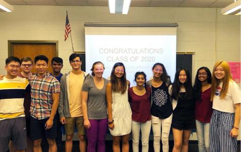 12 NPHS students named semifinalists in National Merit Scholarship Program