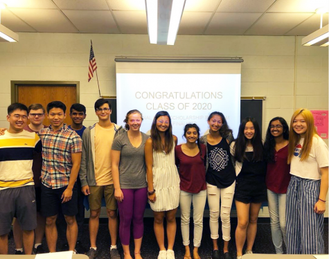 12 NPHS students named semifinalists in National Merit Scholarship Program
