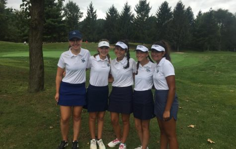 Golf team adds female subset