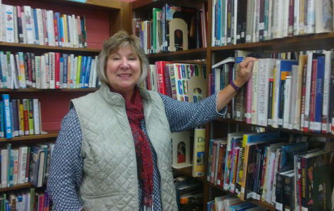 Mrs. Jill Schwartz ready to turn her next page