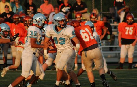 Brotherly bond drives Berry on the gridiron