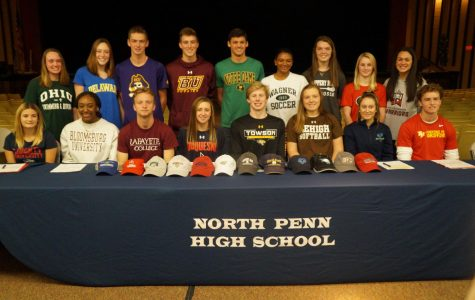 17 Knights sign National Letters of Intent