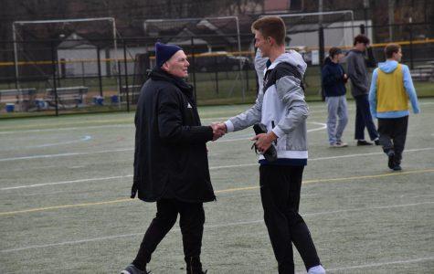 In 20th season, Duddy's Irish eyes smiling at North Penn