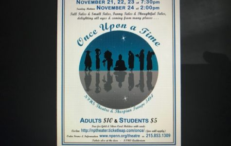 "NPHS Theatre To Present ""Once Upon A Time"""