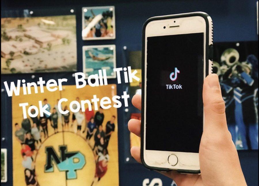 Winter Ball Tik Tok Contest