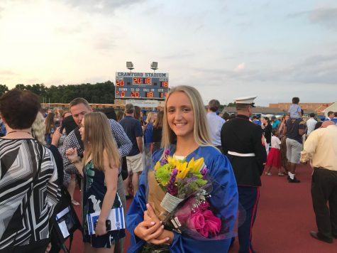 Alumni Spotlight: Holly Stakelbeck, Class of 2018