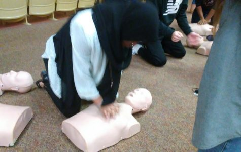 How to perform hands-on CPR