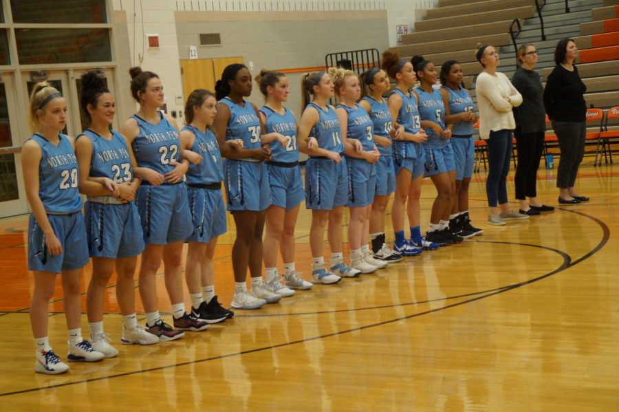 The+2019-20+girls+basketball+team+is+looking+to+have+a+big+season+after+two+years+of+rebuilding.