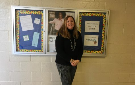 Looking at North Penn through a fresh perspective: Mrs. Amy Linn