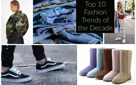 The past decade had some interesting fashion trends that could come back in the future.