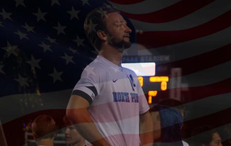 Houlihan named All-American