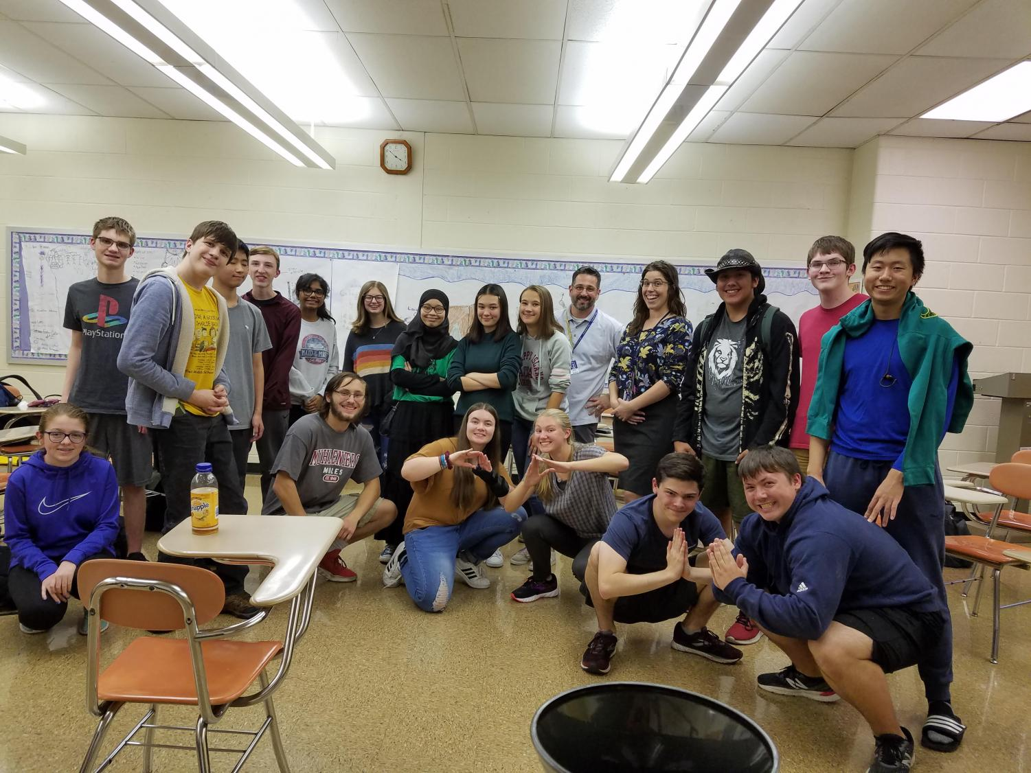 Latin club is just one of many fun new clubs debuting at North Penn this year.