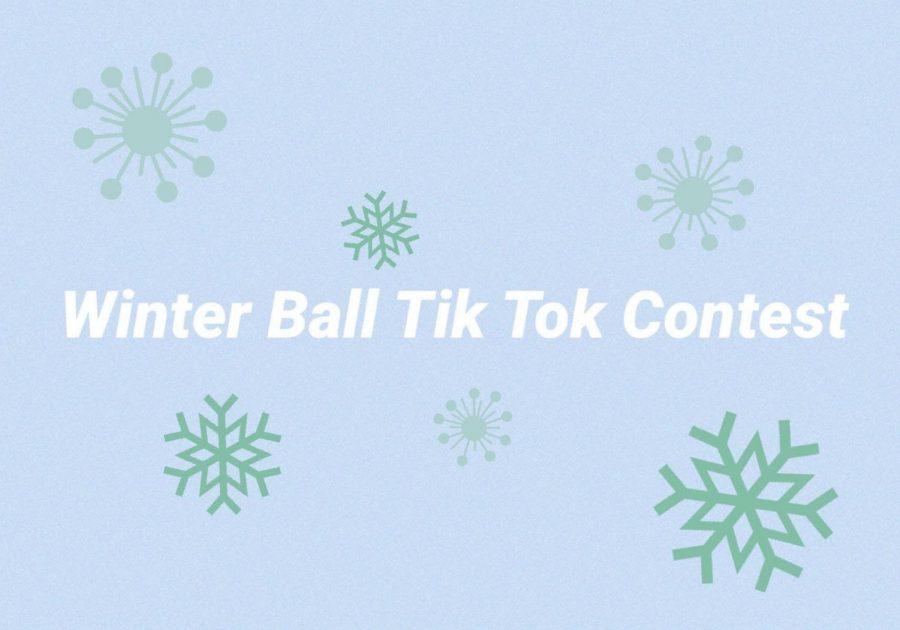 Vote for the Winter Ball Tik Tok Contest
