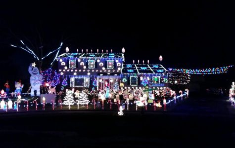 The psychology behind Christmas lights