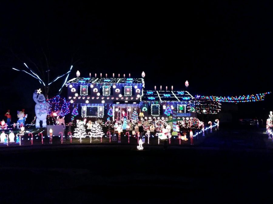 Christmas+lights+are+hung+all+around+this+festive+time+of+year+-+featured+here+at+St.+Andrew%27s+way+-+but+why+do+they+make+us+feel+so+jolly%3F