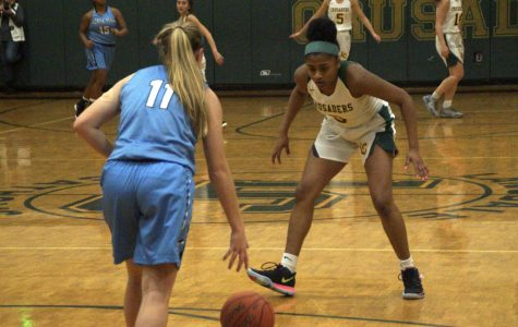 Knights take down neighborhood rivals in blowout