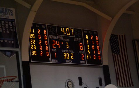 Knights take down Panthers in Silent Night for #8