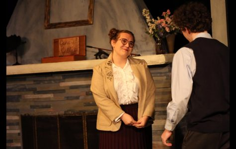 Class of 2018 alum Haley Simmonds in a recent production of