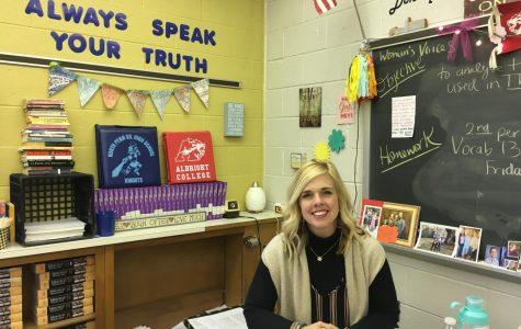 Always speaking her truth: Mrs. Summer Sieller