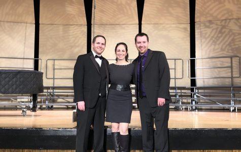 Meet the Klenks- North Penn's music trio