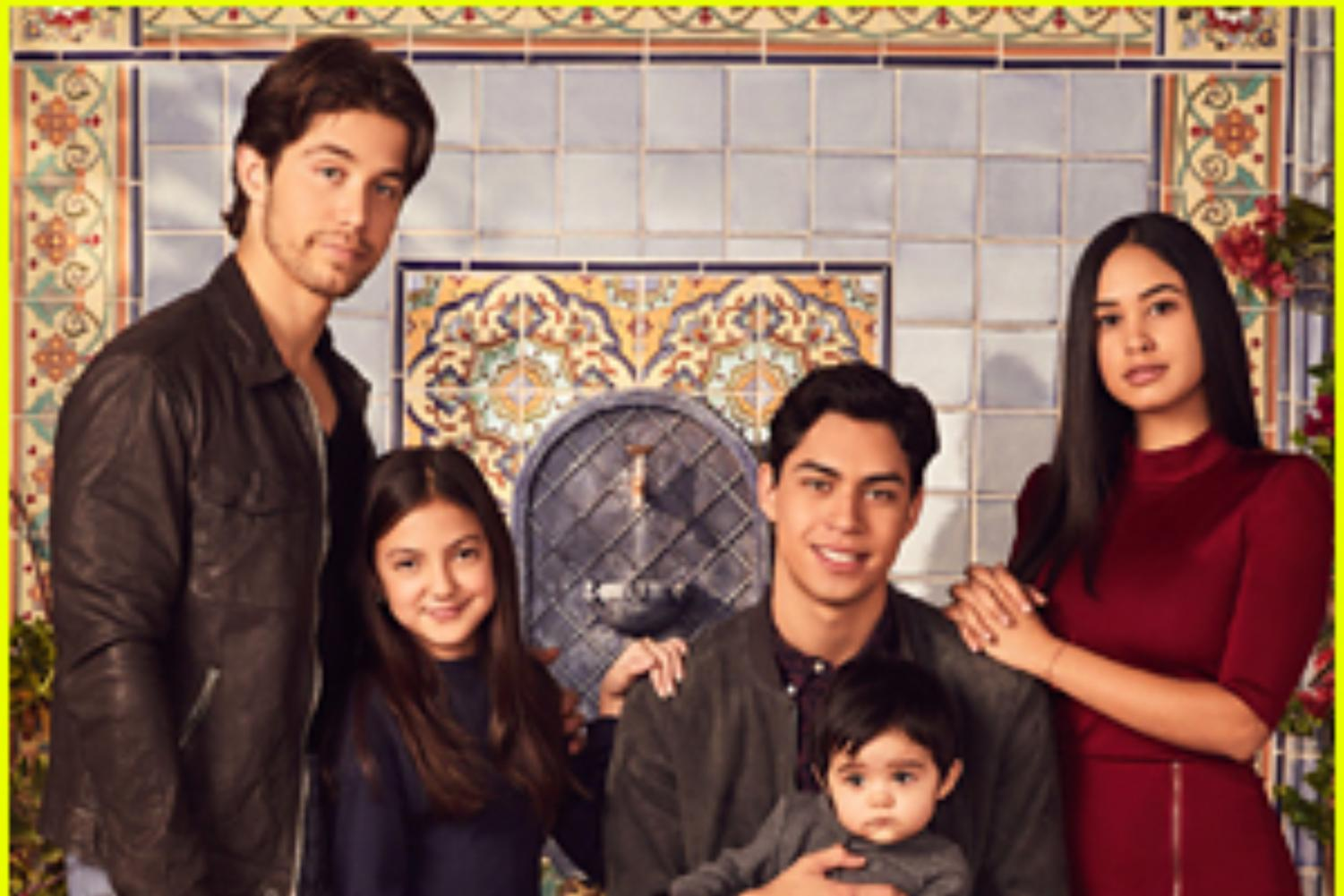 Watch Party of Five on Wednesdays at 9 PM on Freeform.
