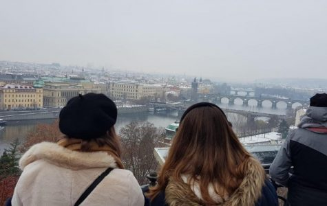 Senior Chloe Szyc reflects on her Junior year in Germany