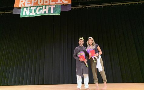 A Knight for Indian Culture: North Penn holds 13th annual Republic Night