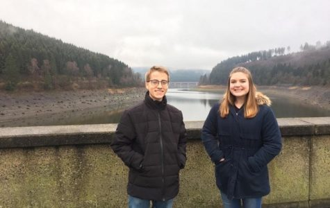 Ethan Baker reflects on his exchange trip to Germany