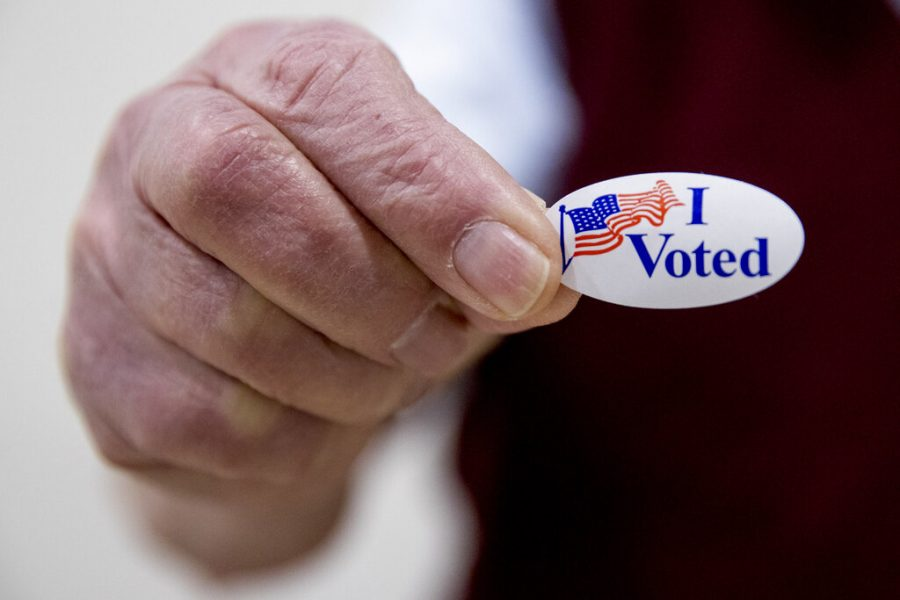 Ready, set, vote: NP to host voter registration drive