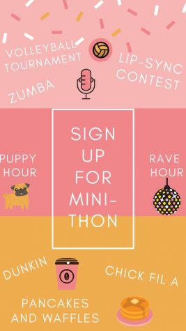 Calling all students! Register for MiniTHON 2020!