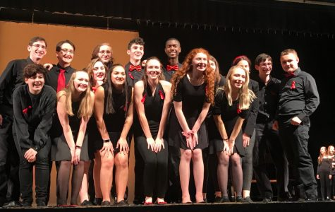 Thespian Troupe #5464 Celebrates 21 Years of BC/EFA