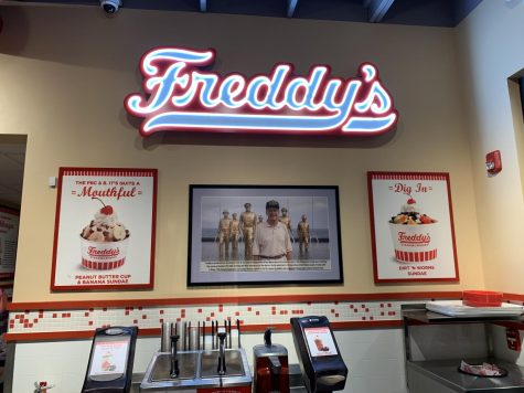 Freddy's: a family-friendly restaurant