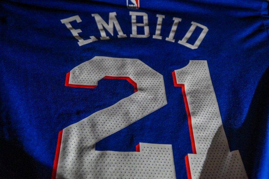 Joel+Embiid+has+become+a+fan+favorite+in+Philadelphia+as+he+has+captivated+the+city.++But+is+it+time+to+part+ways+with+the+all-star+center%3F