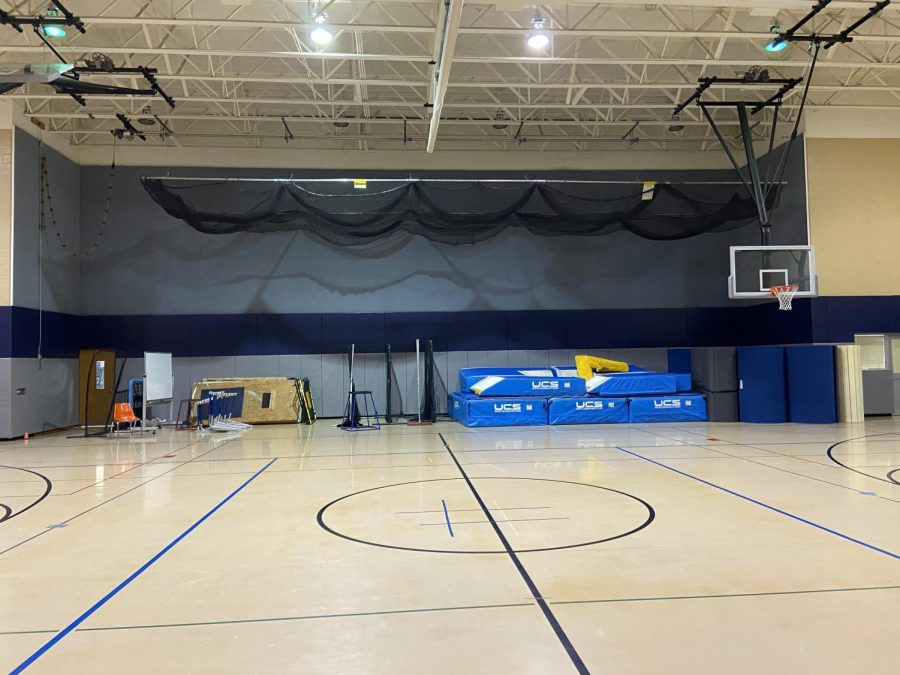 The+Auxiliary+gym+is+one+of+the+three+gyms+at+North+Penn+that+has+limited+space+for+all+student+sports+and+activities.+