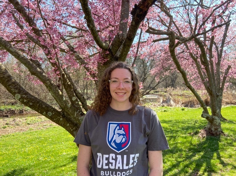 Hasson is off to DeSales University - she got in to the school's competitive Physician's Assistant Accelerated Master's program.