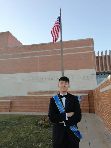 Peter Ng will be attending Northeastern University for Electrical Engineering this fall.