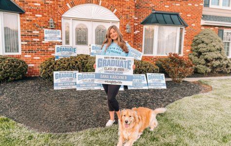 Senior Spotlight: Dana Karchner