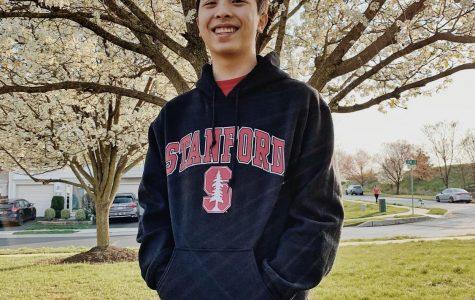 Senior Spotlight: Brandon Vu