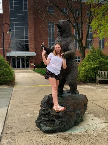 Sam Coleman is off to Kutztown - she plans to become a teacher.