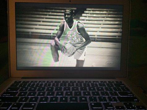 "In the first two episodes of ""The Last Dance"", Michael Jordan"